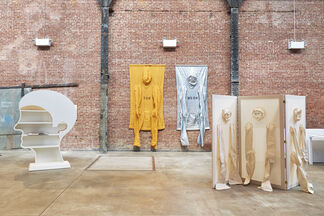 Nicola L.: Works, 1968 to the Present, installation view