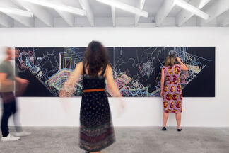 Forking Paths, installation view