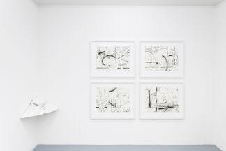 CHRISTOPH RÜTIMANN: Works - 1984-2014, installation view