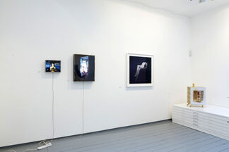 INSTRUCTIONS - TILT TO AND FRO / Lenticular Prints 1967- Present, installation view