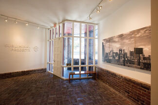 COVERT TO OVERT, installation view