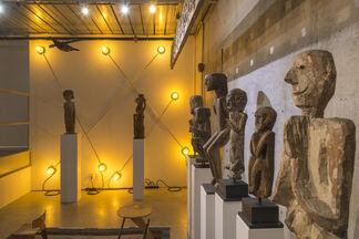 Visitations: G.T. Pellizzi, installation view