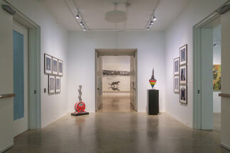Cuban Forever Revisited, installation view