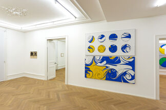 Representing the Five Worlds - 50 Years of Work, installation view
