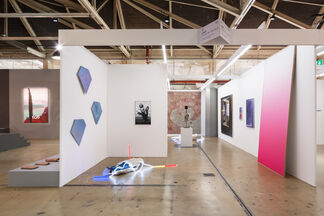 GRIMM at Art Rotterdam 2019, installation view