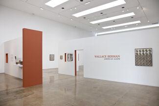 Wallace Berman: American Aleph, installation view