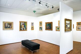 François Gall - Parigi la famiglia, la natura. Con gli occhi di un padre, installation view
