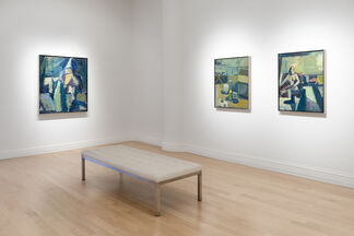 Terry St. John: Figures, Landscapes & Still Lifes: Six Decades of Painting, installation view