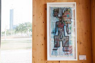 """IXI/CITY"" by Albano Cardoso, installation view"