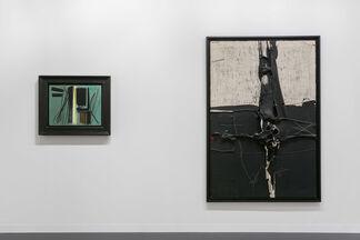 Waddington Custot at Art Basel 2018, installation view