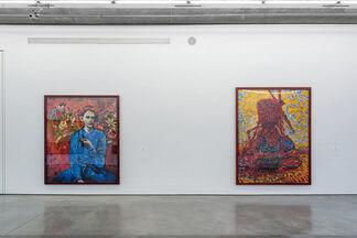 Vik Muniz, installation view