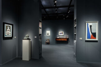 Offer Waterman and Co at Frieze Masters 2015, installation view