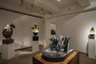 Cavalier Galleries at Art New York 2017, installation view
