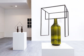 IN MY OPINION, installation view