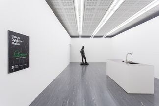 Simon Dybbroe Møller – Lettuce, installation view