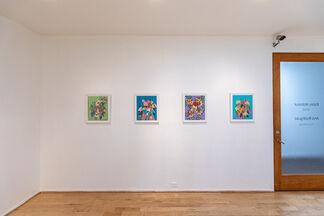 Kaoru Mansour - Ikuze! / Ana Rodriguez - Floral Ritual, installation view
