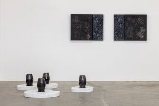 WE ARE EXPERIENCING SOME TURBULENCE – PLEASE STOW AWAY YOUR ELECTRONIC DEVICES LHR | HND | BOG | LAX, installation view