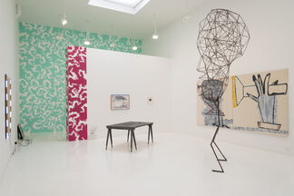 Particular Pictures, installation view