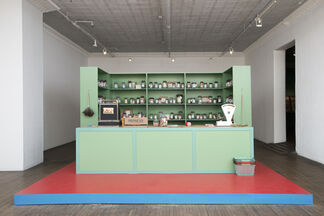 Christine Hill: Small Business, installation view