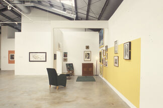East of the River: Chicano Art Collectors Anonymous, installation view