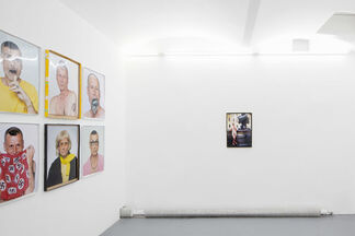 DOING NOTHING AND OTHER WORKS, installation view