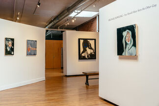 You Should Have Seen The Other Guy, installation view