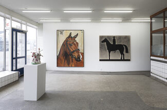 Horses - A Group Exhibition, installation view