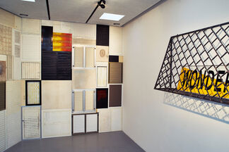 Israeli Pavilion, installation view