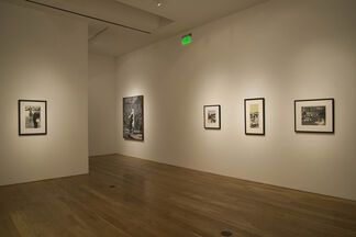 MARTIN MULL | THE EDGE OF TOWN, installation view