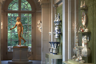 Porcelain, No Simple Matter: Arlene Shechet and the Arnhold Collection, installation view