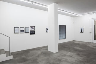 Louisa Clement, Anna Vogel, Moritz Wegwerth - curated by Andreas Gursky, installation view