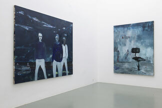 Antony Valerian   Diamond Dick, installation view
