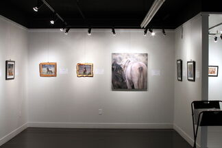 The Wild Backroads, installation view