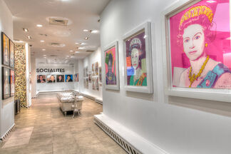 Andy Warhol: Revisited, installation view