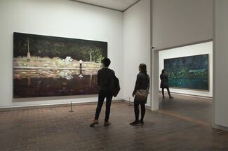 PETER DOIG, installation view
