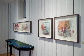 Jeremy Gardiner, Geology of Landscape, installation view
