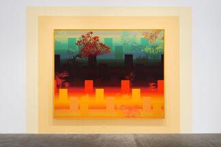 NICOLAS GRENIER: Dumbfounded Prophets, installation view