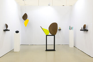 Galerie Ariane C-Y at YIA ART FAIR #09 (Brussels), installation view
