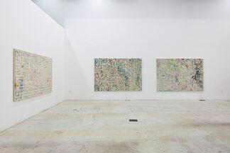 Trued Surface- Lynne Golob Gelfman, installation view