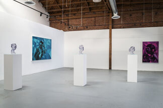 Robin Eley - PRISM, installation view