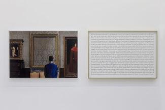 Sophie Calle: Dérobés, installation view