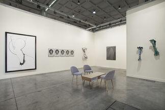 Thomas Brambilla at miart 2016, installation view