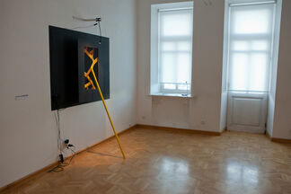 'CHRONOTOPES', installation view