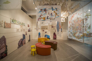 Imaginarium: Into the Space of Time, installation view