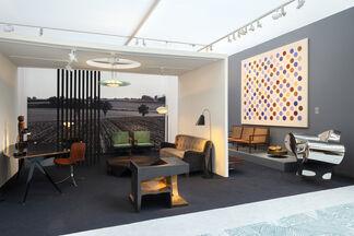 Galerie Le Beau - Stanislas & Céline Gokelaere at BRAFA 2019, installation view