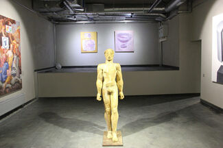 Ukrainian Contemporary Art. From Private Collections by Zenko Foundation, installation view