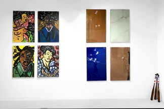 Ethan Cohen New York at VOLTA14, installation view