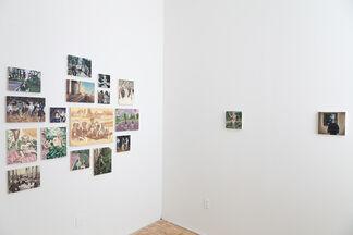 Polina Barskaya: Family Affair, installation view