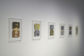 Echo on Papers, installation view