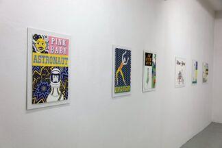 It's All Fun and Games: Edward del Rosario + Asuka Ohsawa, installation view